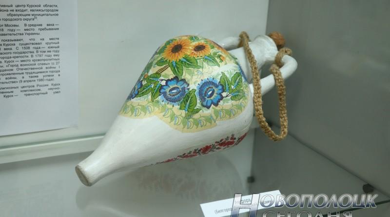 Что дарят Новополоцку партнёры? Из сувениров, подаренных городу, сделали выставку