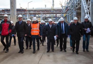 Заместитель премьер-министра Игорь Ляшенко будет лично способствовать ускоренному развитию Новополоцка
