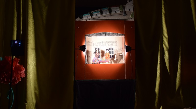 Из Гродно в Великобританию. Новополоцкий театр «КапялюШ» в выходные выступит на Большом британском фестивале в Минске