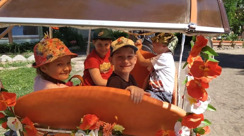 Нескучное лето в пришкольном лагере Новополоцка