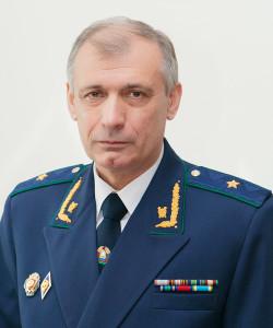 Заместитель Генерального прокурора Республики Беларусь,  государственный советник юстиции 3 класса А.В.Дубов
