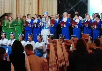 Новополоцкий женский камерный хор – первый в области!