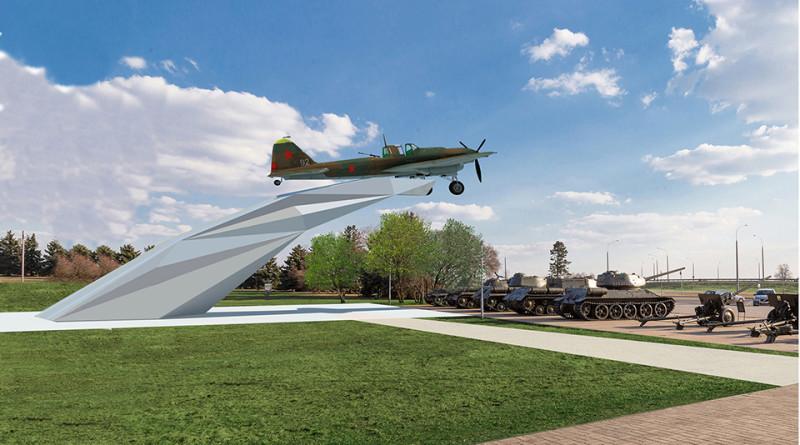 Легендарный штурмовик Ил-2. Новополоцкие журналисты могут стать участниками профсоюзного конкурса