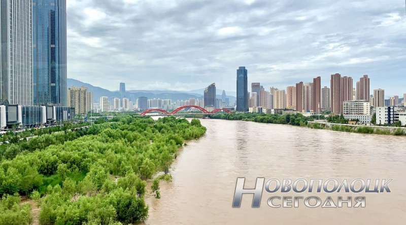 Ланьчжоу небоскрёбы