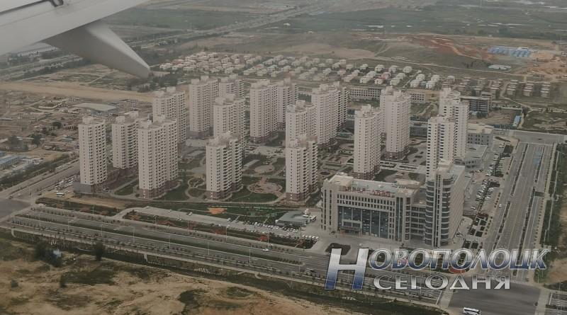 Новополоцк, Беларусь – Ланьчжоу, Китай. Подробности от главного редактора «НС»