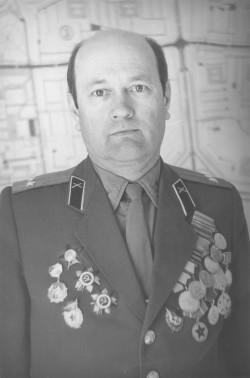 3. Болгаренко Владимир Фёдорович 1 МГКН КП 478+.