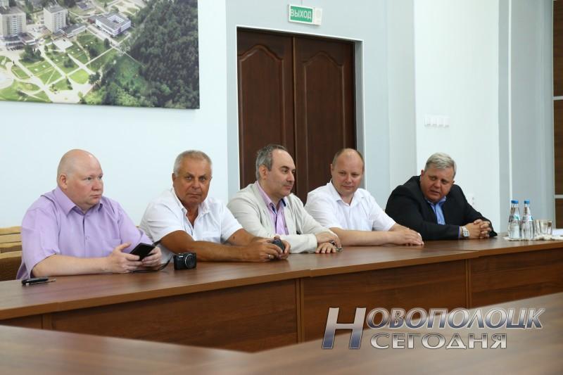Представители делегации г.Смоленска
