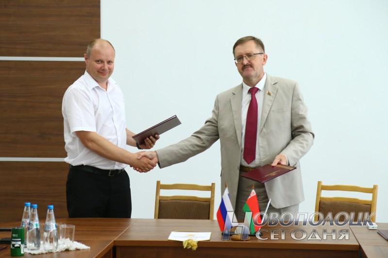 Станислав КАШИРИН и Олег БУЕВИЧ