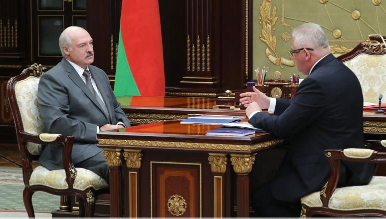 Президент и Карпенко