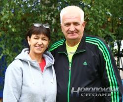 Ирина Дергачева и Николай Смыков