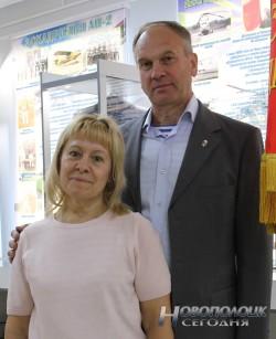 Александр и Ольга Мельниковы