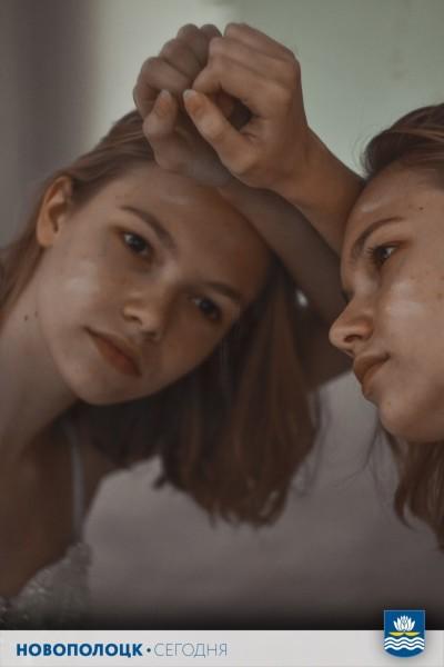 Анастасия Фурс, начинающая модель