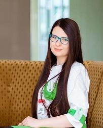 Наталья Кривеня. Фото: ncgb.by