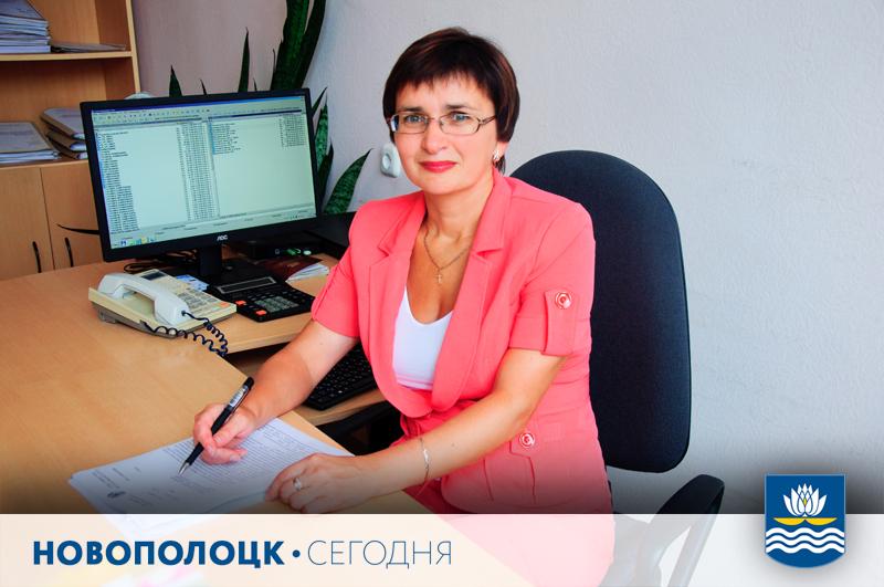 Наталья Терех зам начальника Новоп