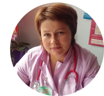 Невролог Светлана Сосновик