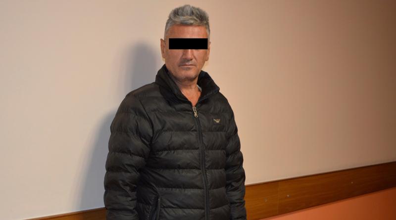 Нелегальный мигрант из Турции
