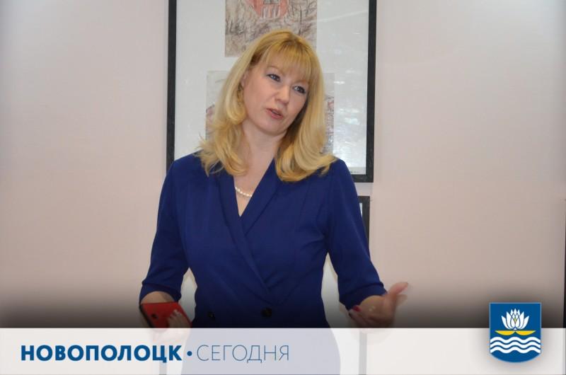 Директор ДХШ Оксана Тарасикова