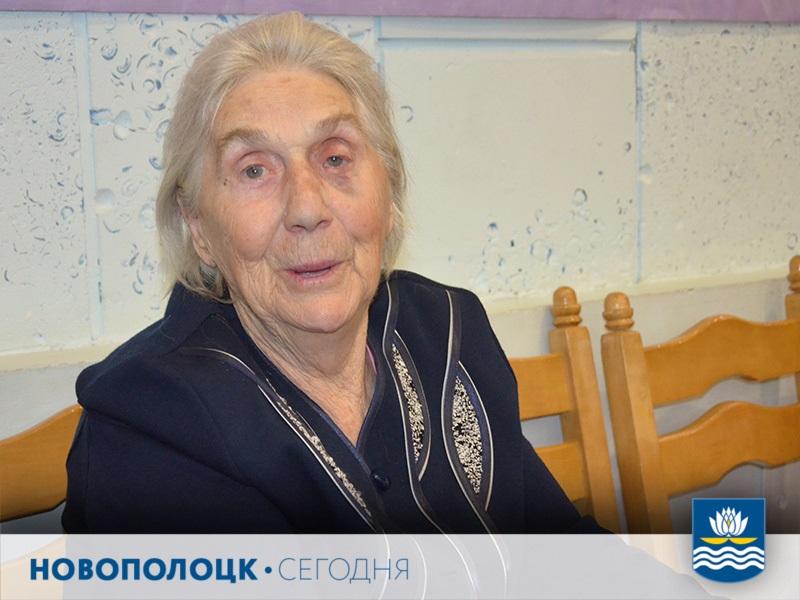 Вера Сергеевна Хомутская