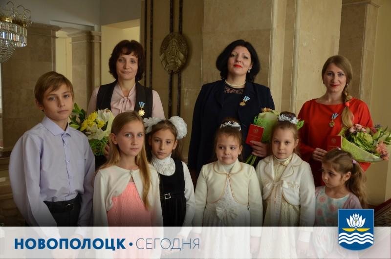 Елена Лапацуева, Олеся Лукьянова, Вероника Борисова