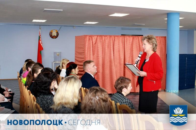 Выступает Валентина Мартыненко