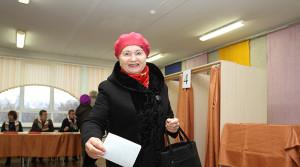 Итоги голосования в Новополоцке