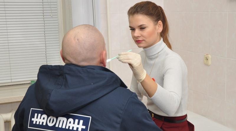 Дмитрий Демидов. Прием граждан