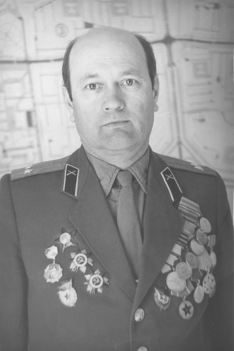 Владимир Фёдорович Болгаренко