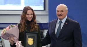 Лукашенко: олимпийские победы объединяют нацию, вселяют чувство гордости за страну