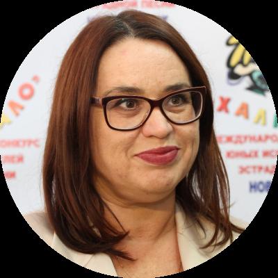 Наталья Задерковская