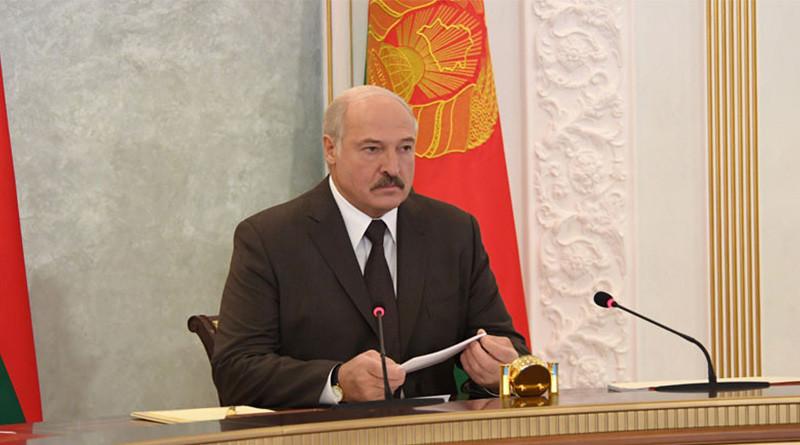 Алескандр Лукашенко
