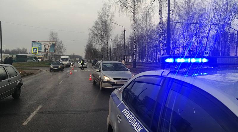 ДТП в Новополоцке
