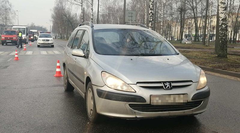 ДТП в Новополоцке1