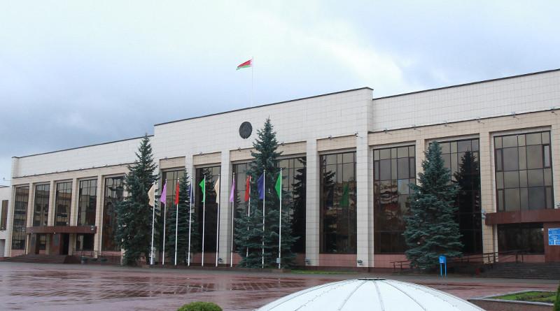 Исполком здание