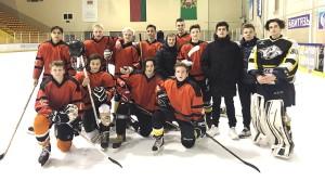 Защищать хоккейную честь Витебской области на республиканском этапе «Золотой шайбы» будет новополоцкая команда по хоккею «Нефтяник»