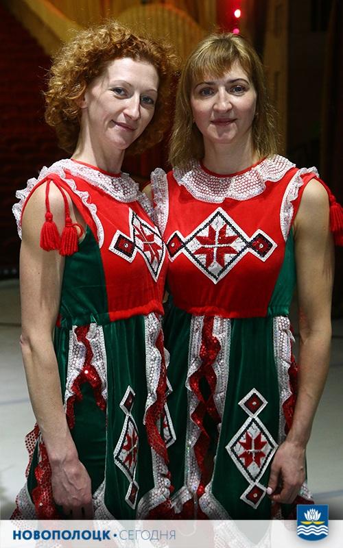 Ирина Чернявская и Ольга Чернявская-Тумакова