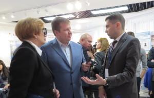 Ставка на интеллект. Новополочане приняли участие в региональном форуме «Инновационное развитие Витебской области»