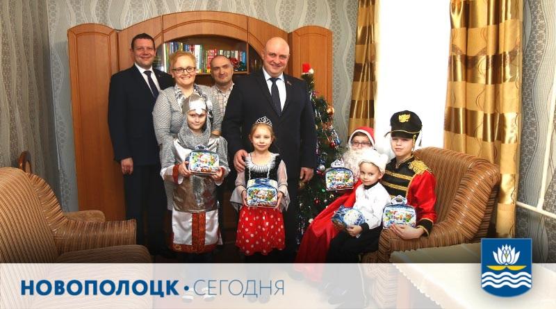 Двитрий Демидов и семья Кишкурно