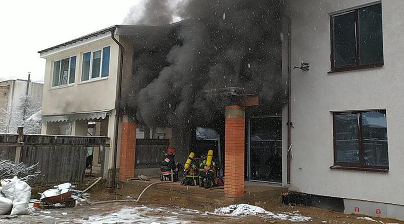 Пожар 30-01-2020