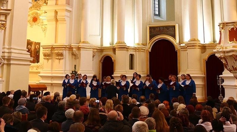 концерт в софийском соборе
