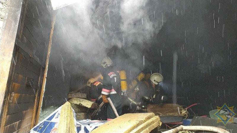 3Пожар на Двинской