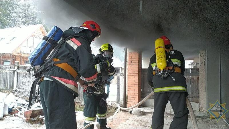 4Пожар на Двинской