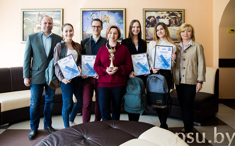 Команда ФЭФ заняла 2-е место в кейс-чемпионате Bussiness Case Student Competition 2019