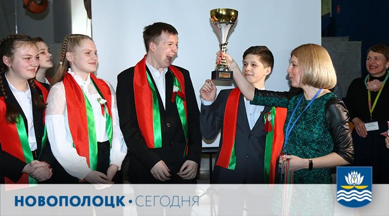Победители турнира – команда «Альфа» СШ №7