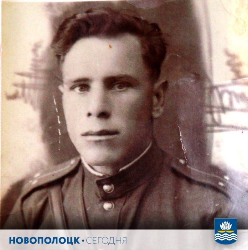Дмитрий Смоляков в мае 45-го