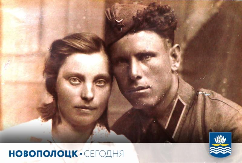 1939 год: супруги Смоляковы