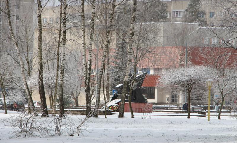 Новополоцк 14 марта 2020