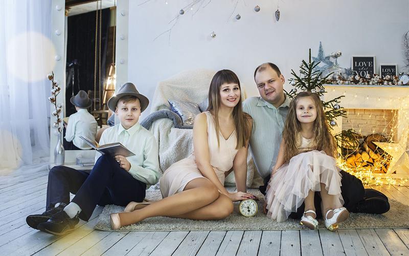 Семья Павловец