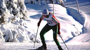Достижения воспитанницы новополоцкого УОРа Светланы Сахоненко на Кубке мира по лыжным гонкам среди слабовидящих