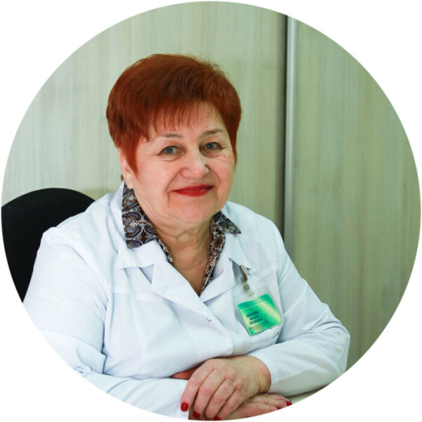 Наталья Баранова