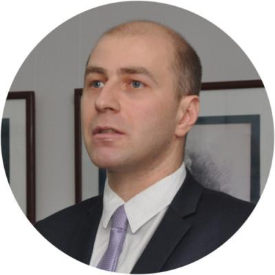 Владимир Беляев директор Музея истории и культуры Новополоцка